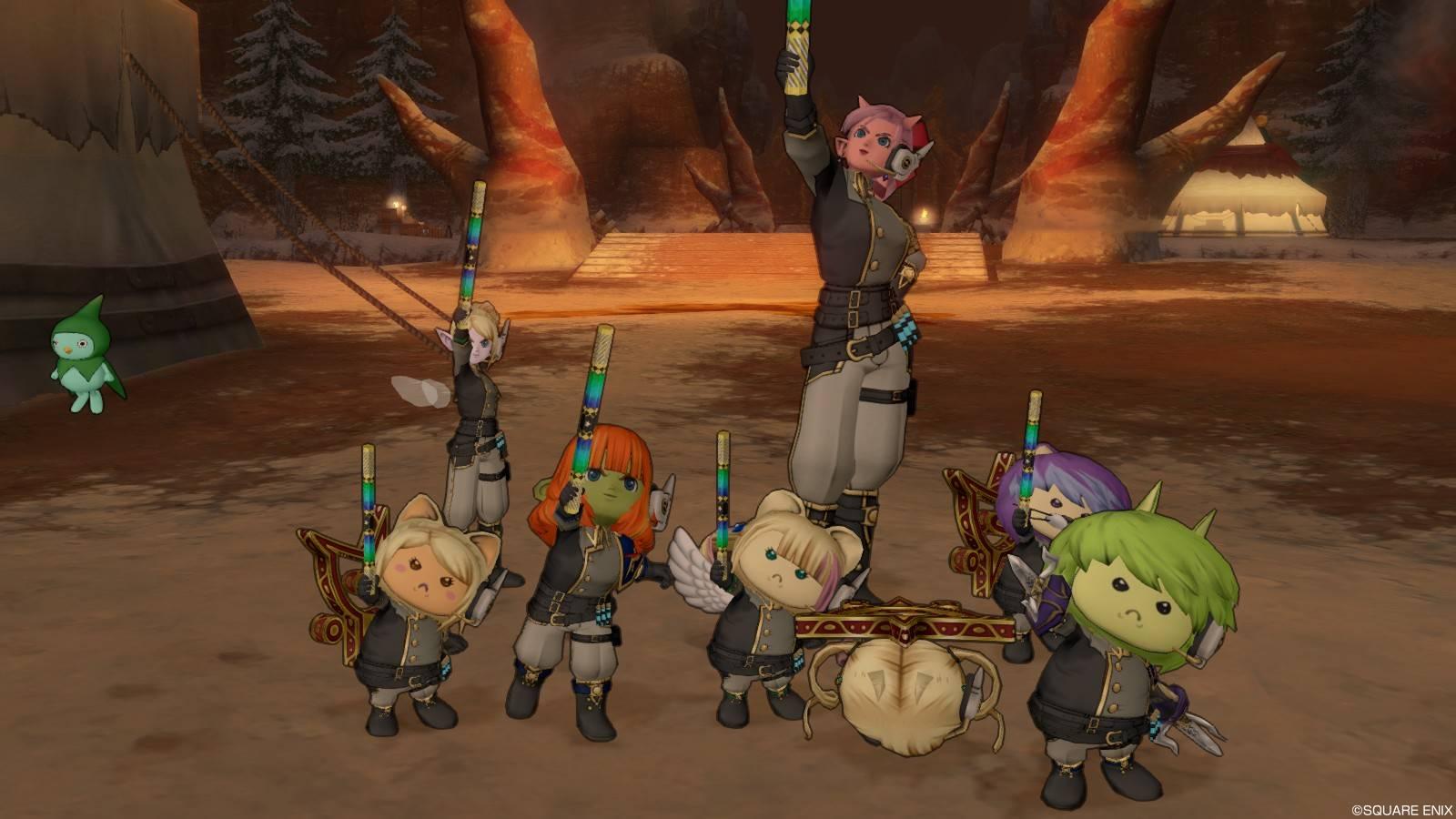 ドラクエ 10 防衛 軍